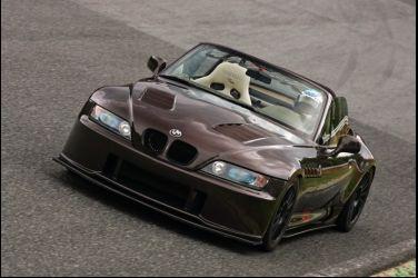 技師失控系列之BMW Z3 13B轉子引擎換搭 !!