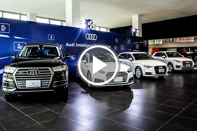 Audi Intelligent Technologies挹注 19年式主動安全嶄新升級