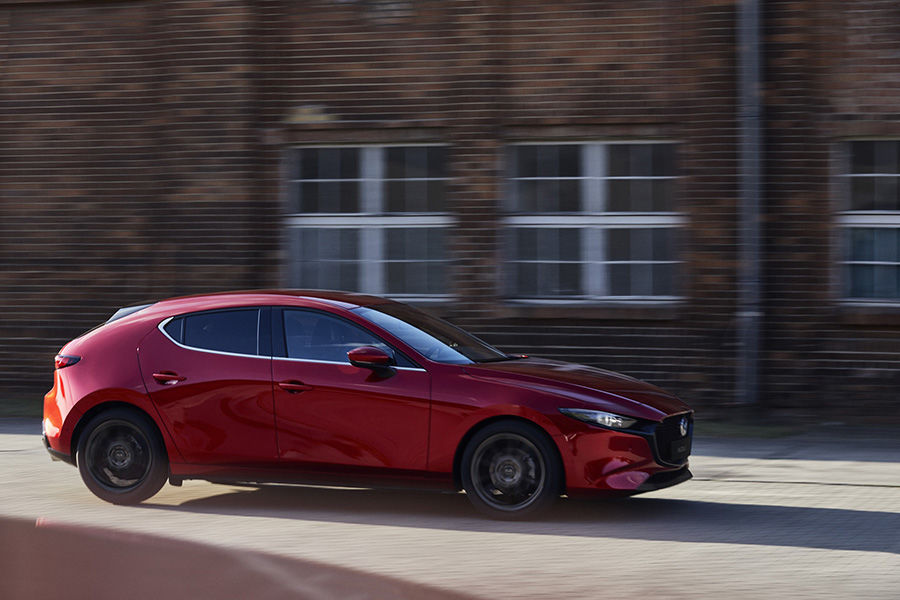 Mazda3全車系調降1.1 萬元!最終規格配備表來了!