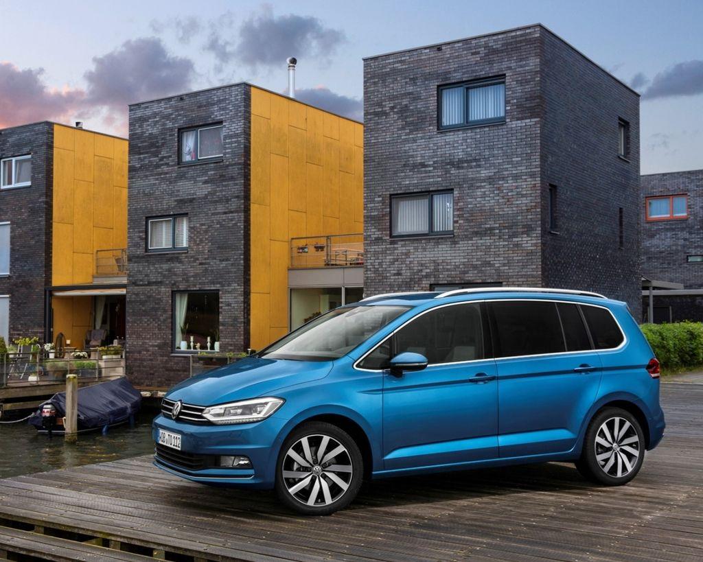 【2019車訊風雲獎特輯-最佳進口中型MPV】戰無不勝的MPV王者 Volkswagen TOURAN !!