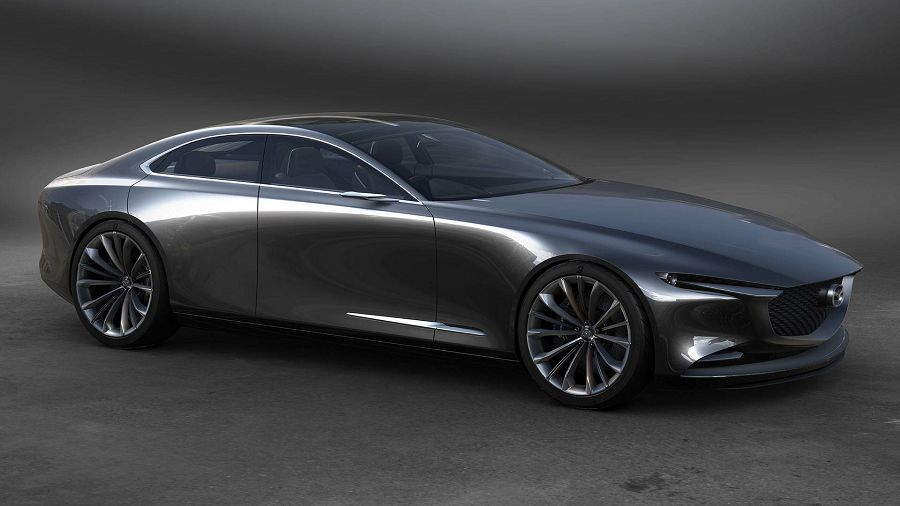 Mazda確定將發展新的直列6缸引擎與新的大型車款