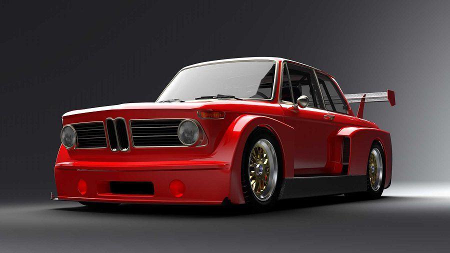 Gruppe5將會把BMW 2002改造成超級道路合法賽車