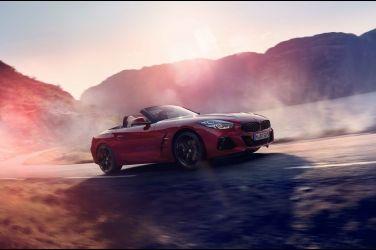 夏日的上空風情  BMW Z4正式上市 !!