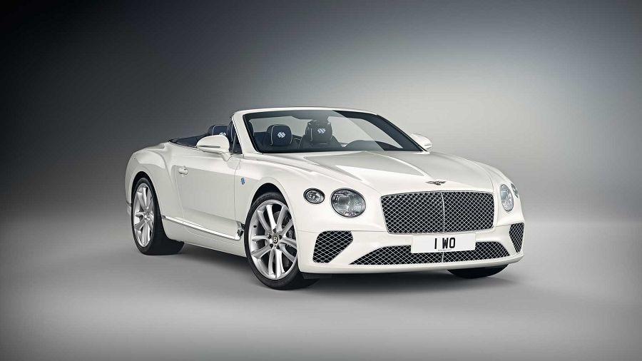 Bentley推出One-Off的Continental GT作為獻給巴伐利亞的禮物