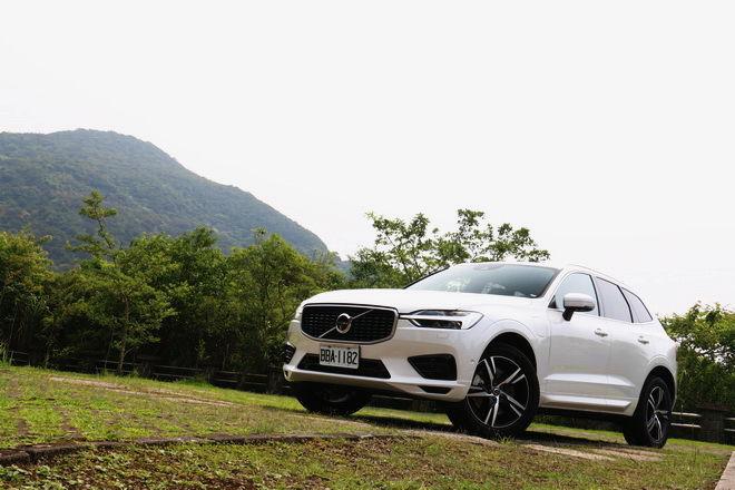 瑞典豪華運動風休旅 2019 Volvo XC60 T8 R-Design試駕