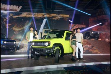 單一車型74.8萬元 Suzuki Jimny正式發售