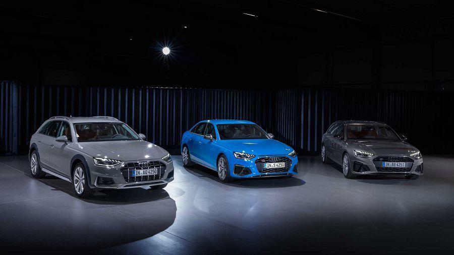 2020 Audi A4車系小改款正式發表,擁有輕油電和小改外觀