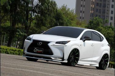 [氣壓懸吊專題-Part2] 休旅車也能成為網紅  AirREX NX200T實裝車(上) !!