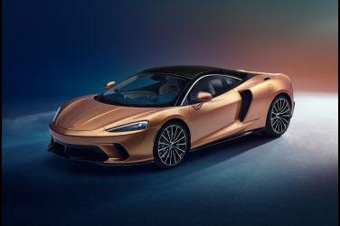 英倫豪旅新典範  McLaren GT