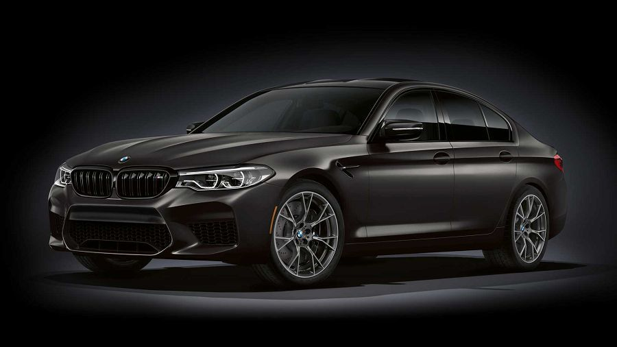 紀念M5的35周年,BMW推出 「M5 Edition 35 Years」