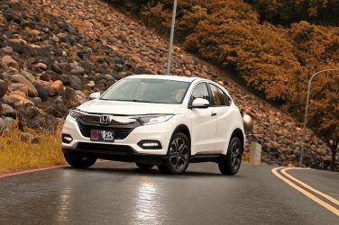換臉新氣象  Honda HR-V 1.8 S !!