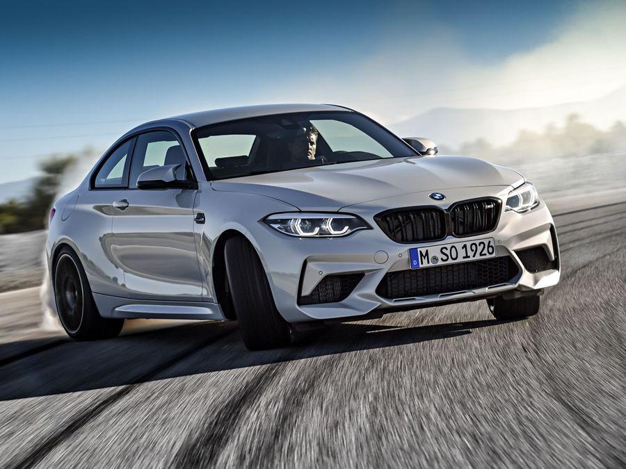 傳說中的BMW M2 CS即將成真???
