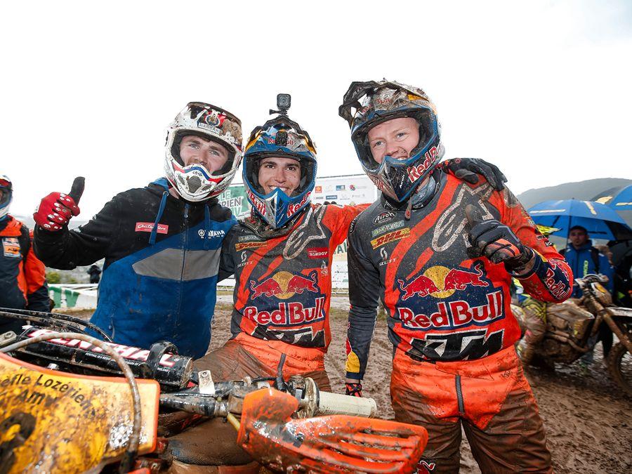 Red Bull KTM車隊Josep Garcia成為33年來首位非法國籍奪冠車手
