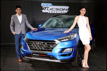 安全配備大躍進 小改款Hyundai Tucson正式發表