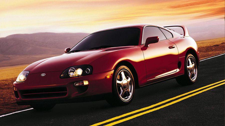 Toyota決定重新生產第三代與第四代Supra的零件!
