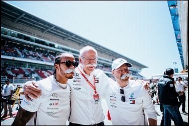 [F1專題] 銀箭包辦五場全勝  今年賽季真的結束 ?