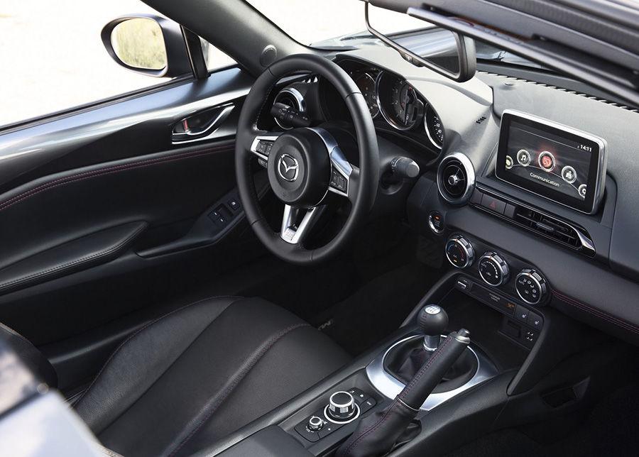 多少Mazda MX-5買家還未放棄手排變速箱?
