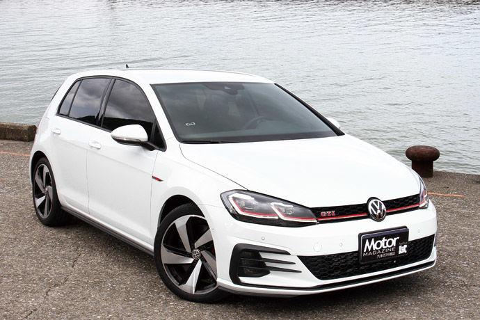 Volkswagen    Golf GTI Performance Pure