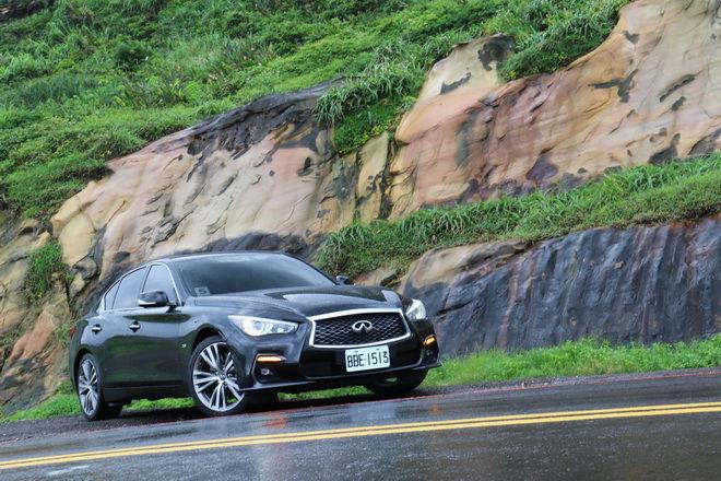 日式運動豪華房車的詮釋者 Infiniti Q50 Silver Sport試駕