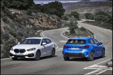 前驅時代到來 大改款BMW 1 Series發表