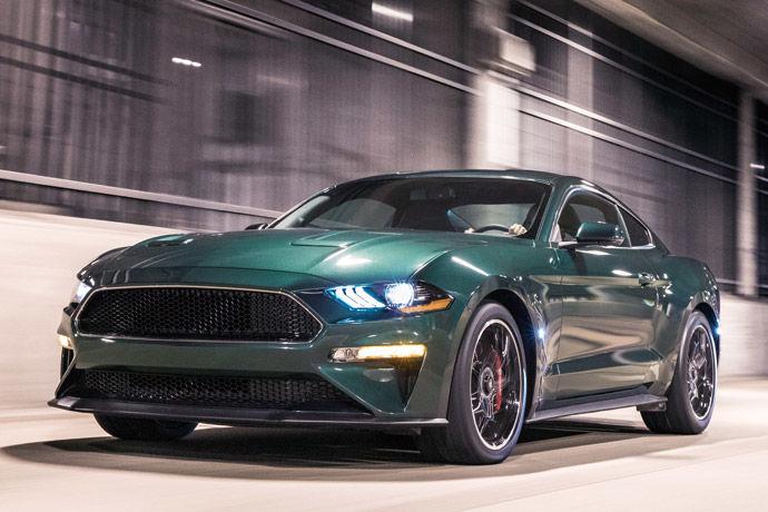 經典魅力依舊 美式跑車 Ford Mustang誕生55週年    連續四年再度蟬聯「全球雙門跑車銷售冠軍」
