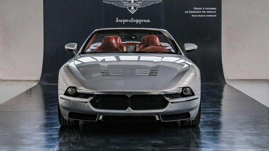 Touring Sciadipersia Cabrio能否以精彩的設計在2019 Villa d'Este博得歡呼呢?