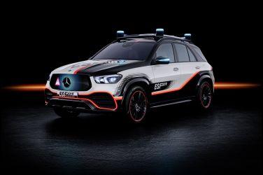 最新安全概念車 Mercedes-Benz ESF 2019