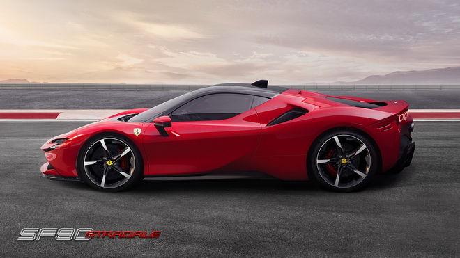 史上最強義大利躍馬 Ferrari SF90 Stradale夾帶1000匹Plug-in Hybrid插電式混合動力現真身: Page 2 of 2