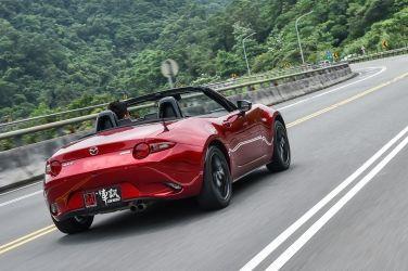 [影音] 三步天堂  Mazda MX-5 MT爽快試駕 !!