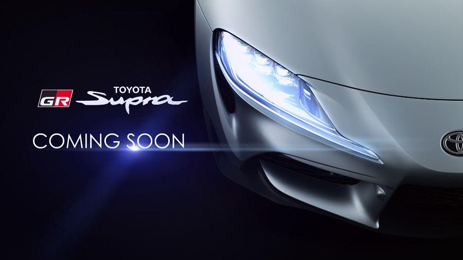 牛魔王來了!Toyota GR Supra將於6月2日直播現身!