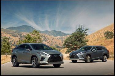 Android Auto支援加入!小改款Lexus RX