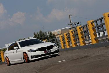 [氣壓避震器專題] PART4-2--irForce實裝車之二 - BMW G30 520D 副標=跑房車氣勢更明顯 !