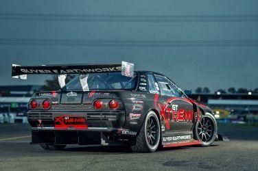 將GT-R改到極致  Xtreme BNR32 Skyline GT-R !