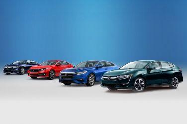 終於開竅了!Honda 2020年推出模組化底盤平台