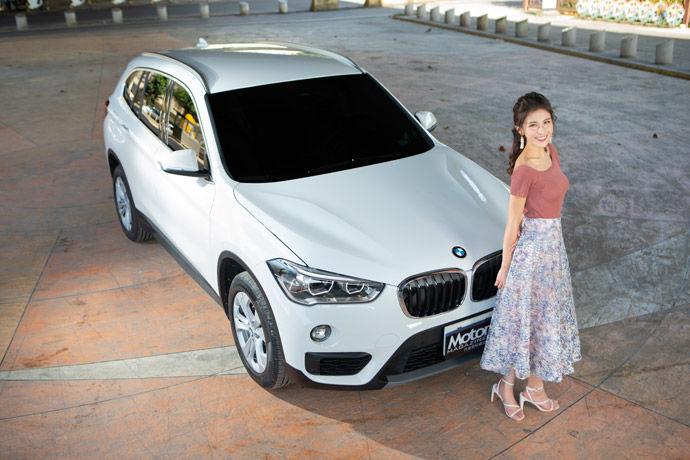 Motor Babe - BMW X1 sDrive18i領航版    入門依舊精彩