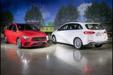 實用取向 Mercedes-Benz B-Class