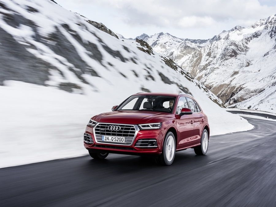 全新19年式Audi Q5主動安全進化上市