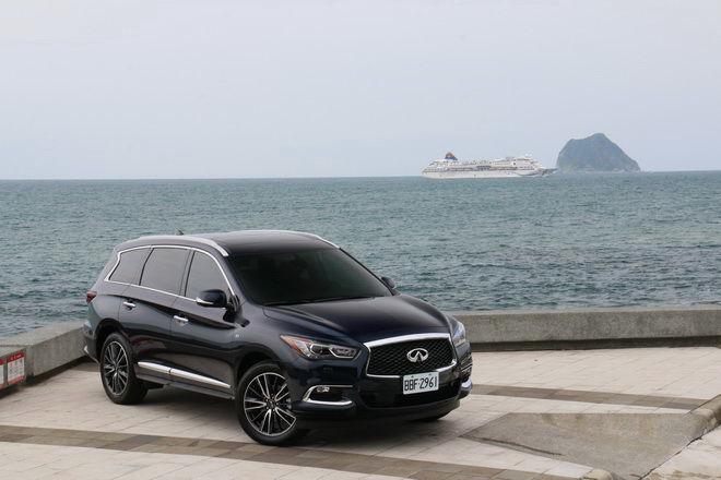 植入強力新心臟 安全一樣滿載 2019 Infiniti QX60旗艦款豪華大休旅車試駕