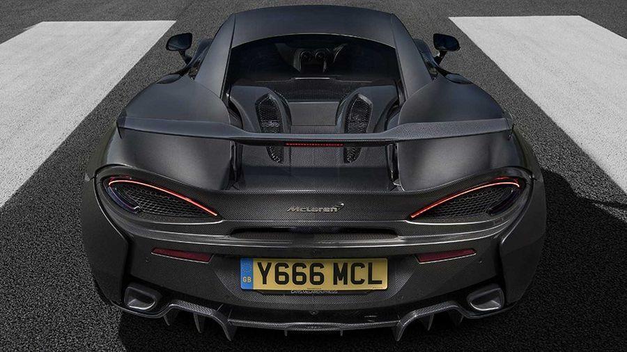 McLaren MSO發表570S Coupe和570S Spider專屬的外觀加強套件