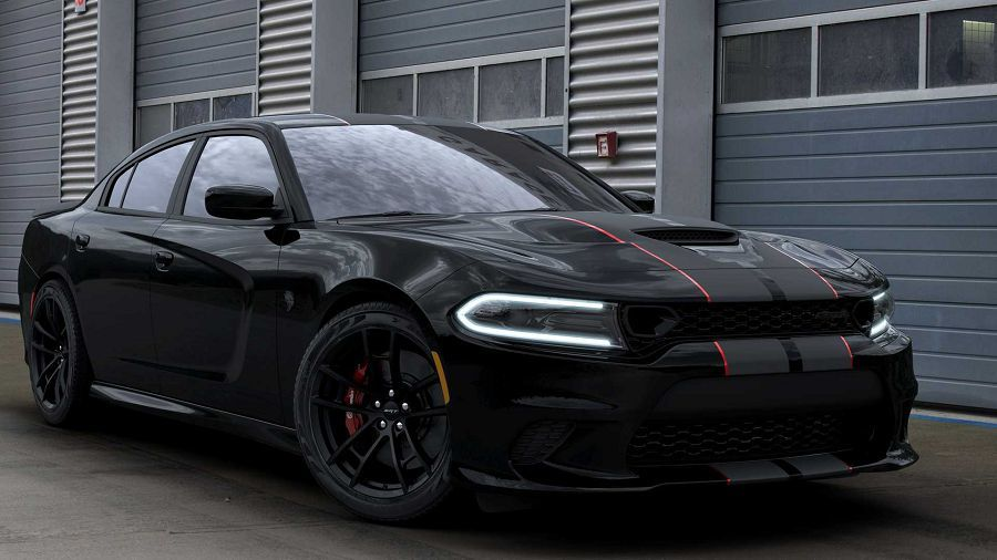 Dodge推出低調肅殺的Charger SRT Hellcat Octane Edition