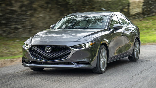 2019年06月 Mazda 馬自達全車系中古車行情表