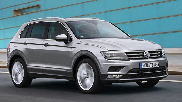 2019年06月 VW 福斯全車系中古車行情表