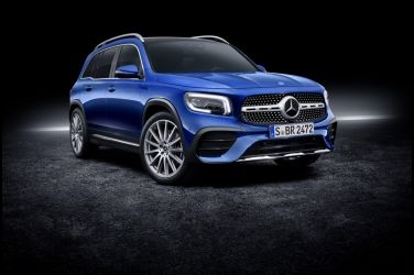 真主力 Mercedes-Benz GLB !!