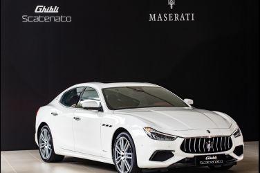 疾風勁馳 狂野為名  Maserati Ghibli Scatenato Edition限量8席 強勢登場 !
