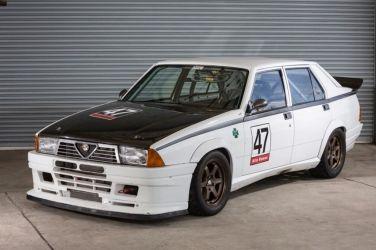 極為經典Alfa Romeo  75TS 日式極緻的自然進氣改 !!