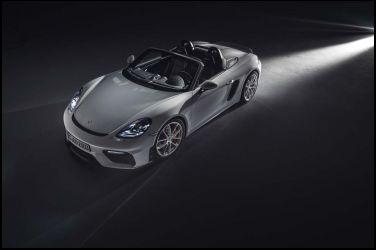 Porsche 718 Spyder 與 718 Cayman GT4 開始預售