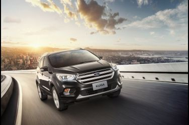 Ford Kuga EcoBoost 182 CP360型新上市  百萬內坐擁唯一智慧與安全科技配備滿貫之智能操控休旅