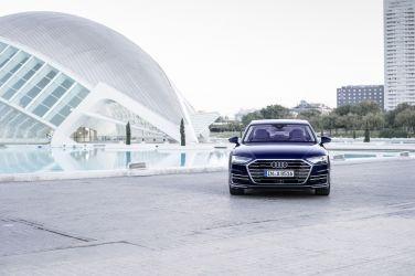 睽違多時 神盾級科技旗艦登陸  全新世代Audi A8 / Audi A8 L正式預售