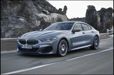 新挑戰者 BMW 8 Series Gran Coupe