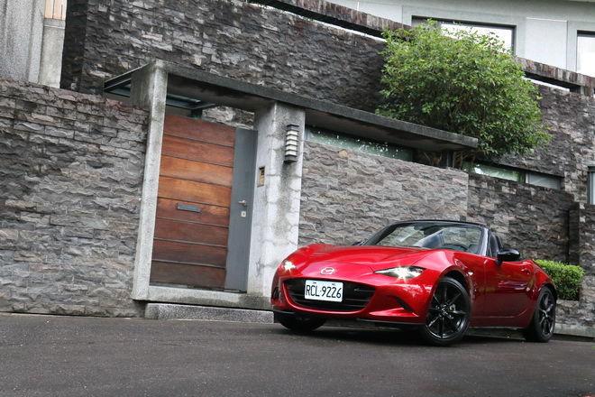 輕盈身形 大大樂趣 第四代Mazda MX-5手排版本試駕